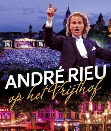 Vrijthof concert Andre Rieu