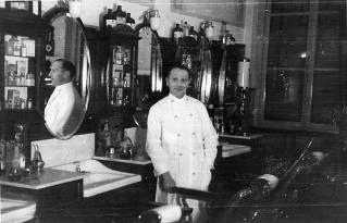 Rond 1940 - Matthieu Craft