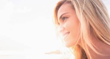 Sun protection for hair