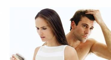 Niet-erfelijke haaruitval door o.a. stress en ziekte