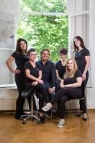 Het team van Salon Craft