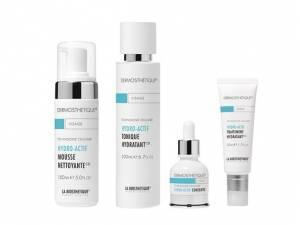 Hydratatie bij droge huid
