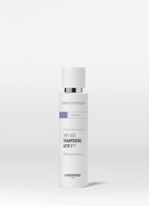La Biosthétique Met de Methode Dermosthetique Anti-Aging Shampoo Actif F bestrijdt je de tekenen van de tijd - met een holistische, cellulaire anti-aging concept.