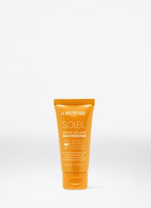 Crème Solaire SPF 50+ 50ml Zeer hoge bescherming voor de bijzonder gevoelige gezichtshuid of kinderhuid.