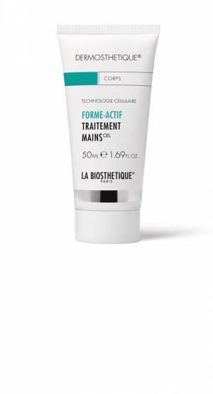 Traitement Mains 50ml Preventieve herstellende verzorging bouwt de gestreste huid van de handen opnieuw op en beinvloedt