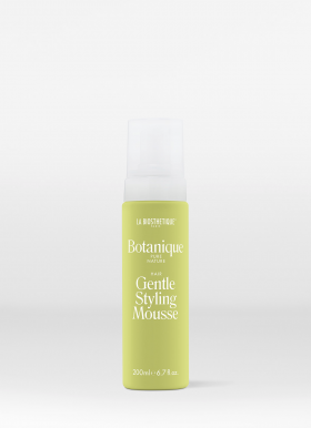 Gentle Styling Mousse 200ml | La Biosthetique, Botanique Verzorgende mousse