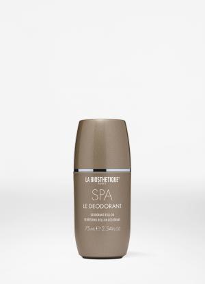 Spa De La Biosthetique Le Deodorant 75ml Duurzame bescherming op basis van melkzuur (aluminiumvrij)