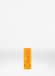 Soleil Stick Solaire SPF 30 8gr Waterbestendige zonnestick, beschermt en verzorgt de gevoelige huidgedeelten (bijvoorbeeld lippen, neus en voorhoofd).